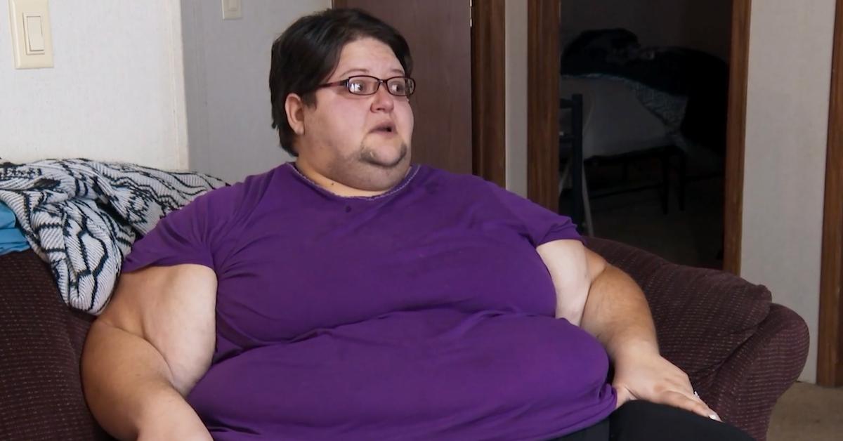 Krystal from 'My 600-lb Life'