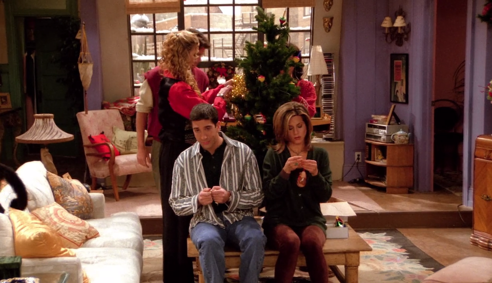 Friends Christmas Episodes.10 Christmas Episodes Of Friends You Need To Rewatch For