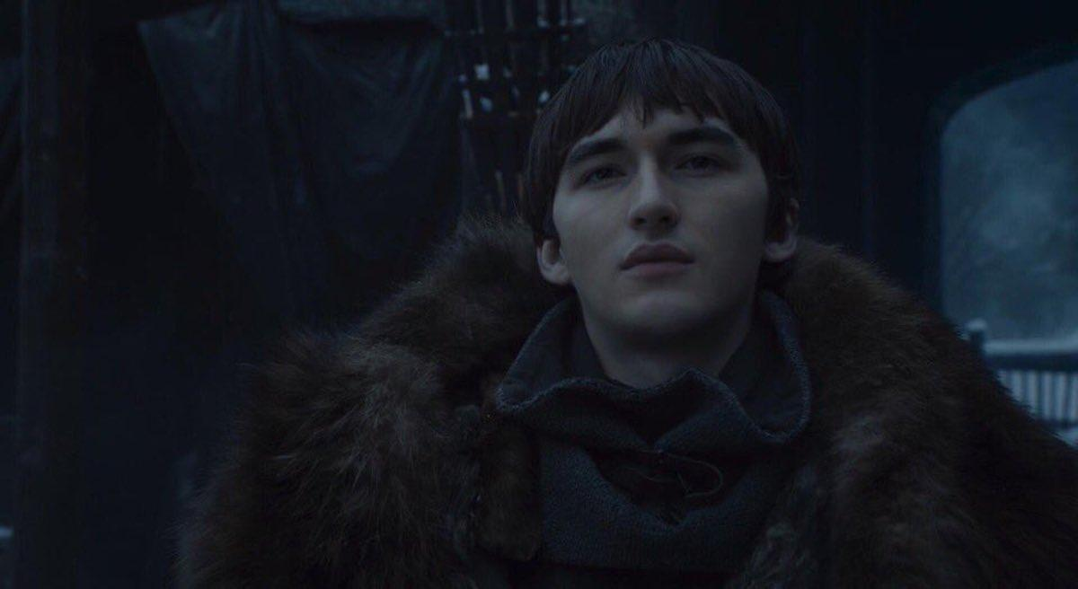 does bran remember pushed wall