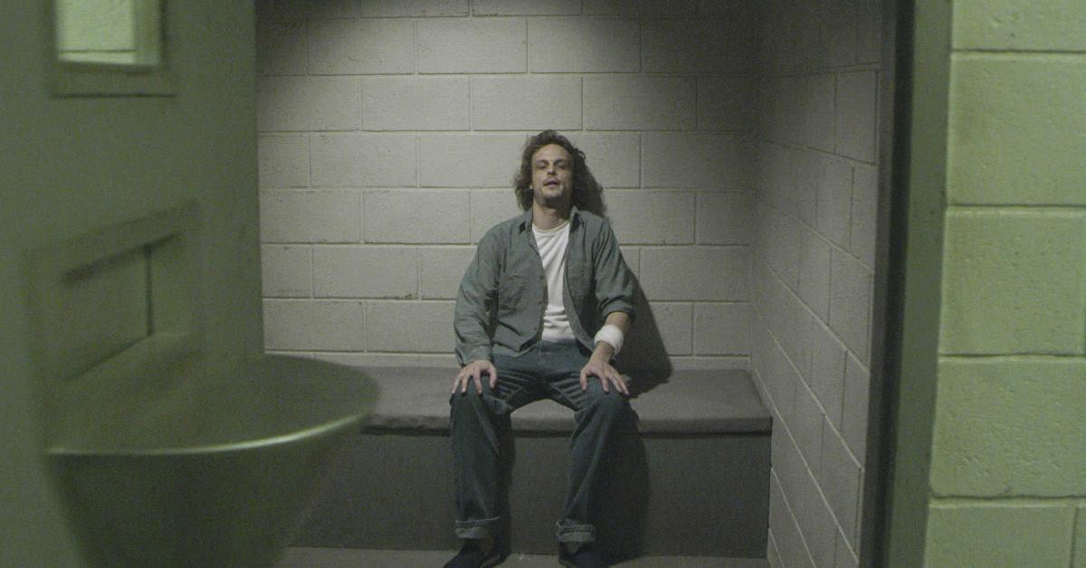 Reid on Criminal Minds