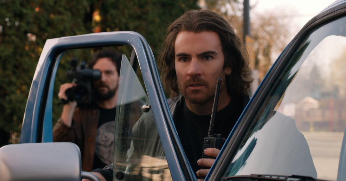 Ben Lawson as Johnny Ryan in 'Firefly Lane'