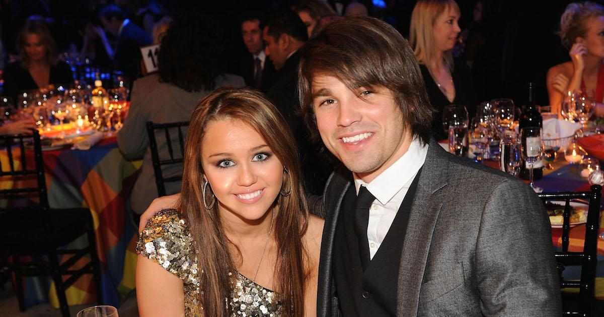 Melissa Ordway And Miley Cyrus