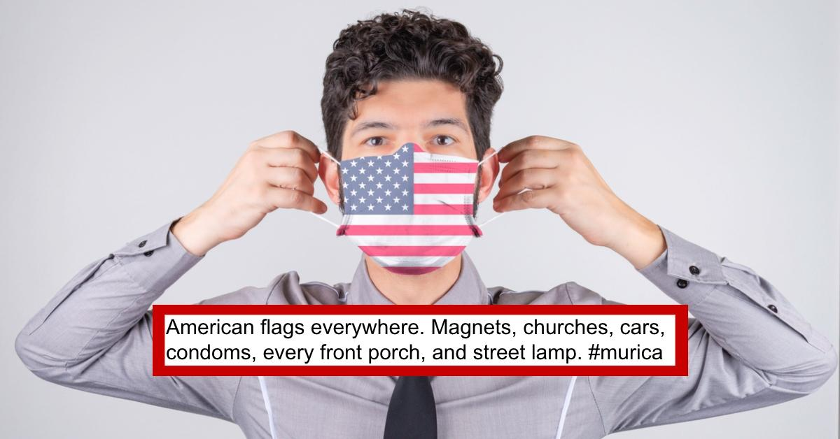 10 Things Americans Think Are Normal That Are So Weird to the Rest of the World