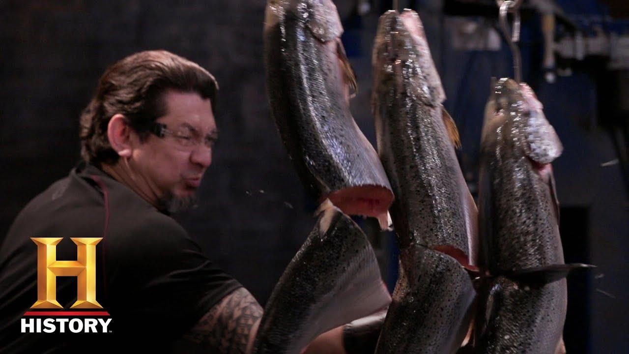 'Forged in Fire' Meat & Fish