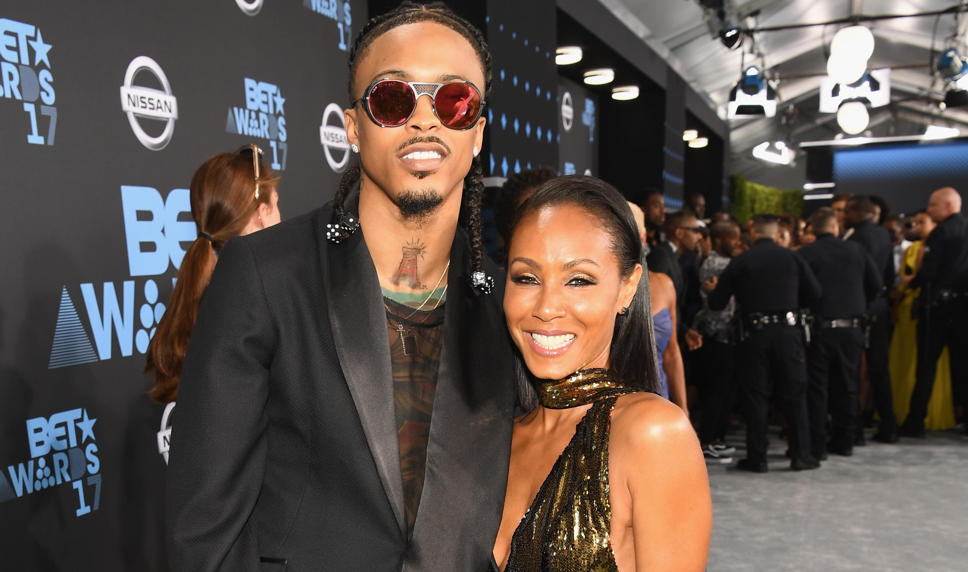 august and jada