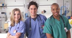 scrubs germs spread