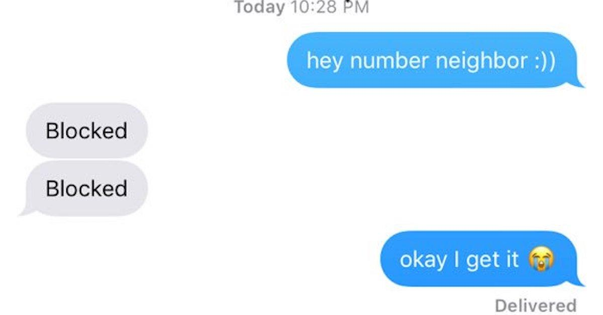 These People Texted Their Number Neighbors and the