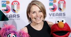 Katie Couric at a 'Sesame Street' Benefit