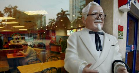 was colonel sanders real
