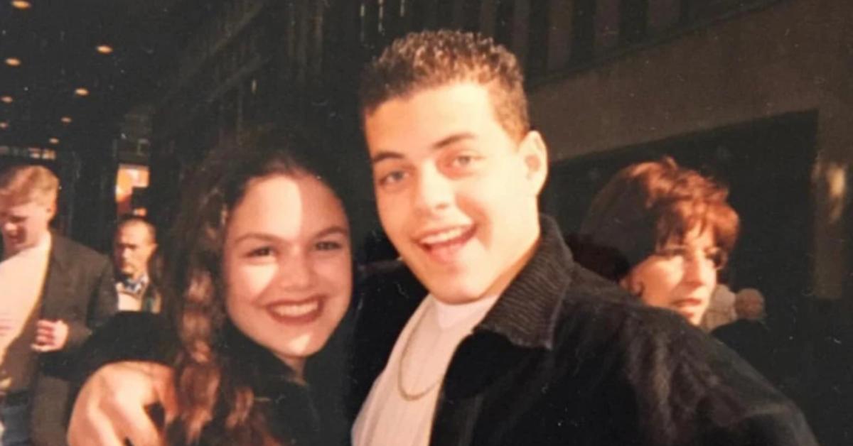 Rachel Bilson和Rami Malek