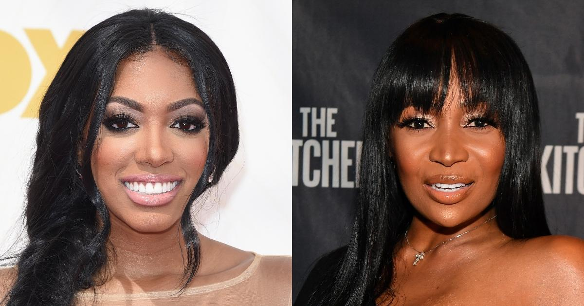 'Real Housewives of Atlanta' stars Porsha Williams and Marlo Hampton