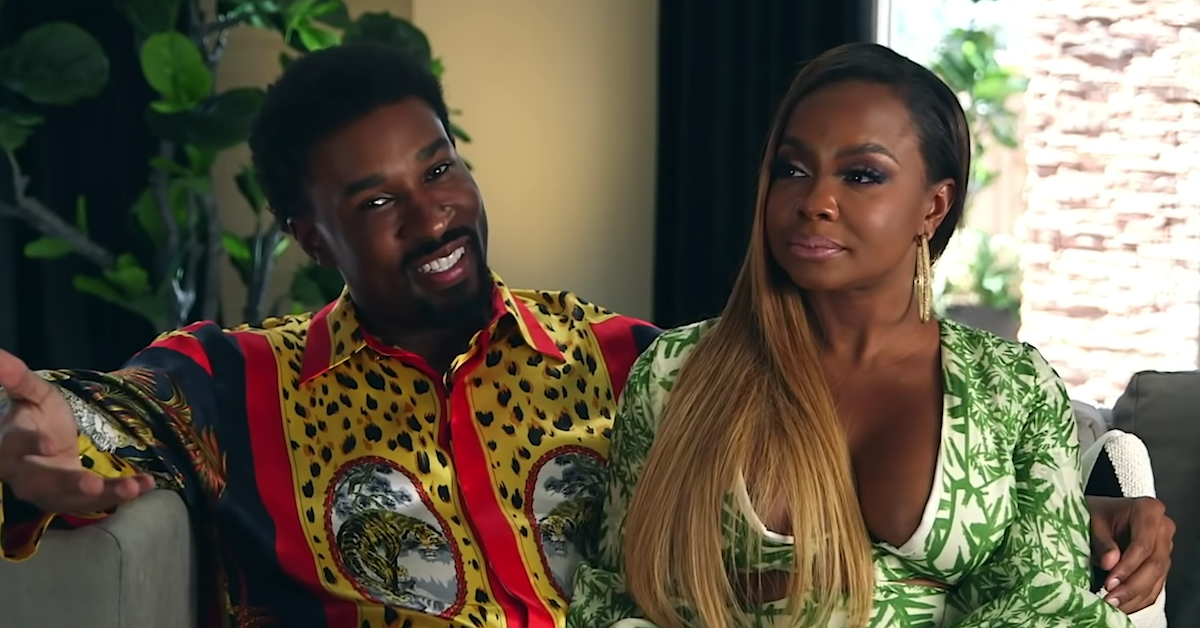 Who Is Phaedra Parks' Boyfriend Medina? He's by Her Side in 'Marriage Boot Camp'