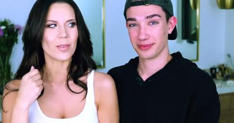 James Charles' Tearful Apology to Tati Westbrook