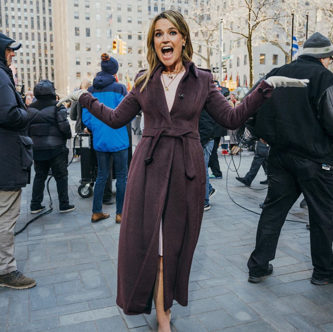 Savannah Guthrie S Salary Is Quite Impressive Thanks To Today