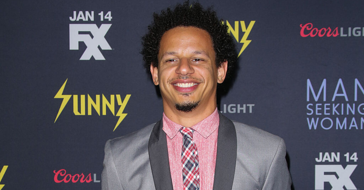 Who is Eric Andre's Girlfriend?