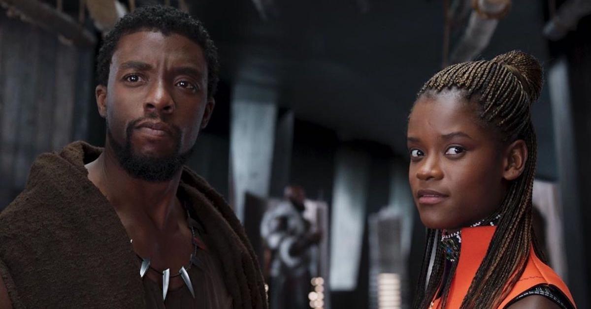 'Black Panther' Movie Still