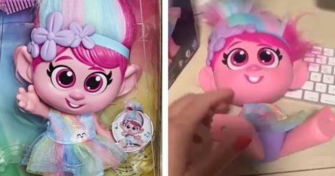 trolls world tour poppy doll discontinued