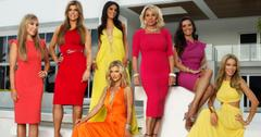 'The Real Housewives of Miami' cast.