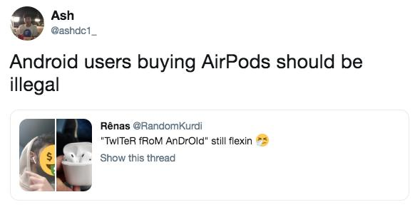 36 AirPods Memes to Show Your Friends Who Won't Shut up About How