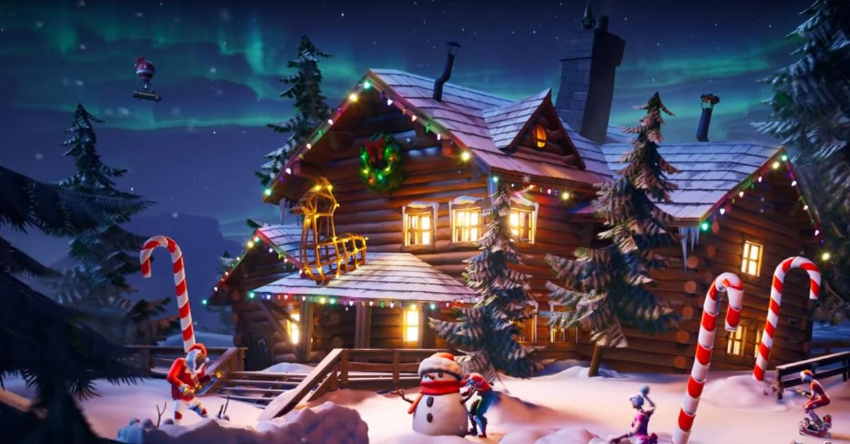 What Are All the Presents 'Fortnite' Fans Can Expect in ...