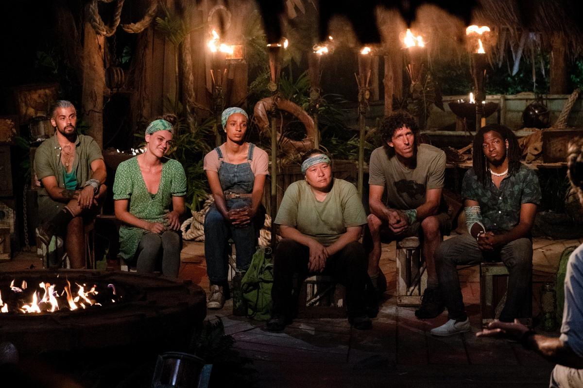 'Survivor 41' Tribal Council