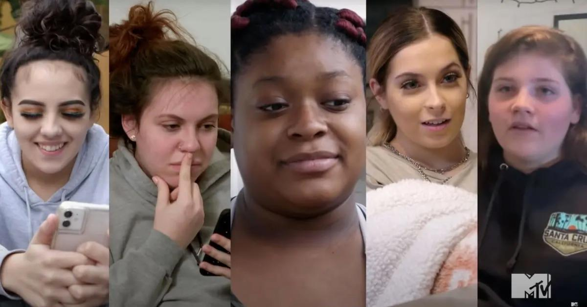 '16 and Pregnant' cast
