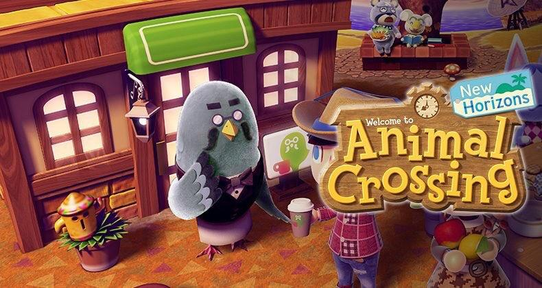 'Animal Crossing'