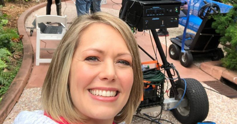 dylan dreyer hair color