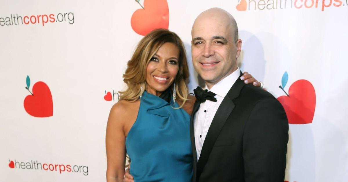 Dolores Catania and David Principe