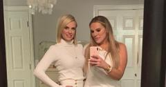 Whitney Rose and Heather Gay