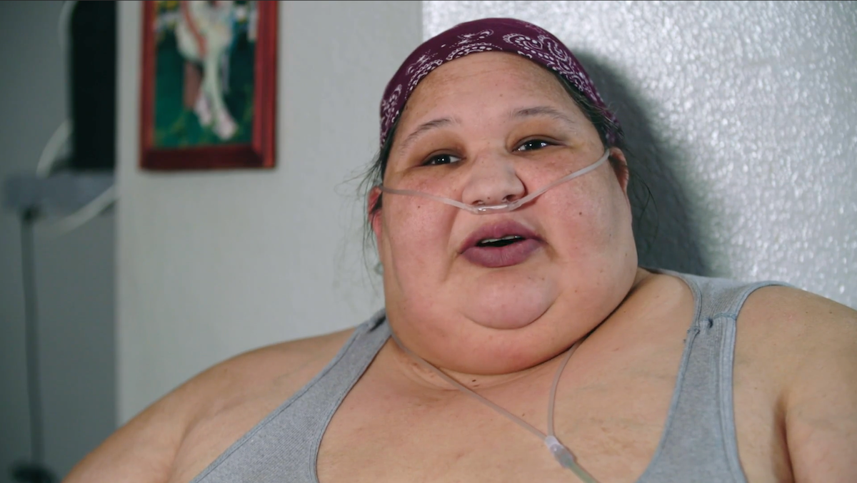 Chrystal from 'My 600-lb Life'