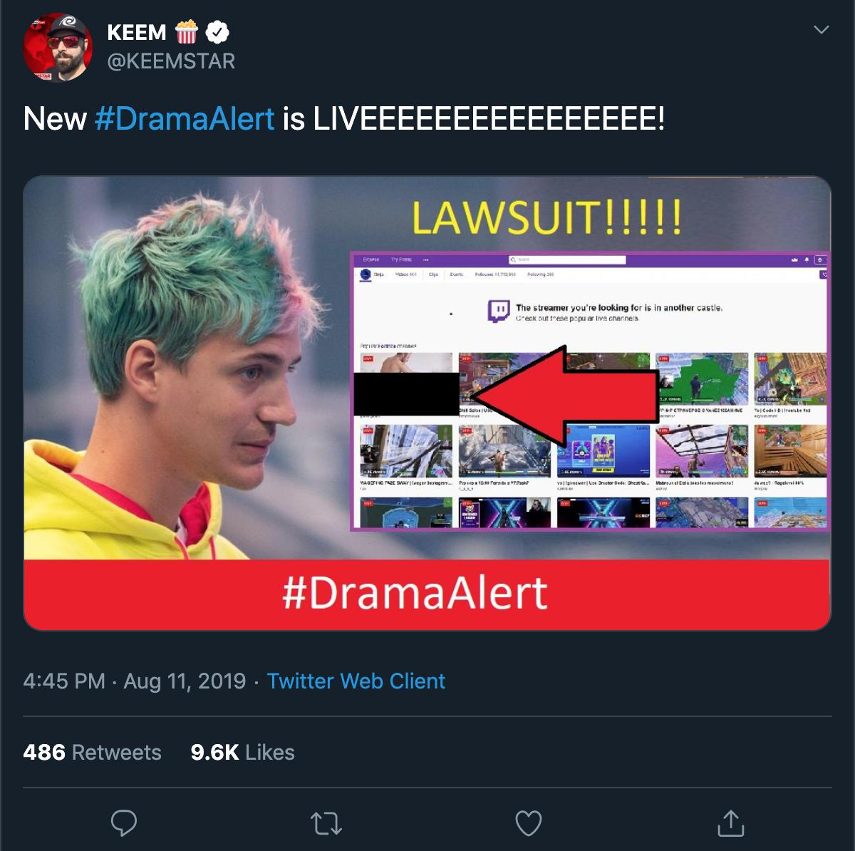 The Ninja and Twitch Drama Has Fans Taking Sides: All the
