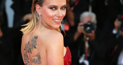 Scarlett Johansson Tattoos — See the Pics!