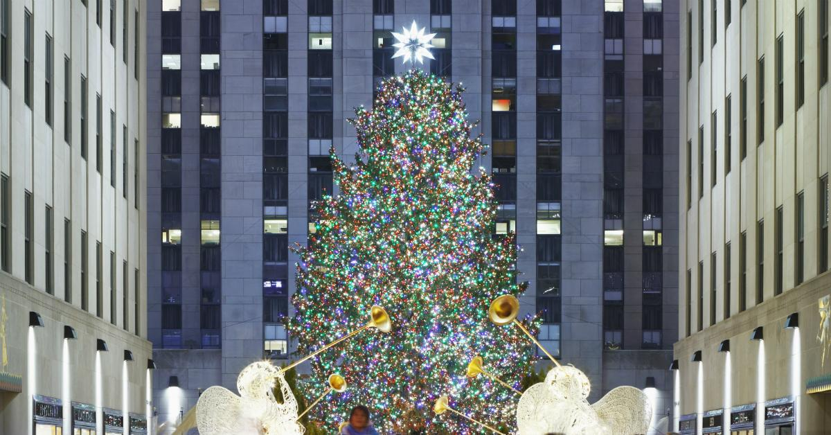How Tall Is the Rockefeller Christmas Tree? Plus More Fun Facts`