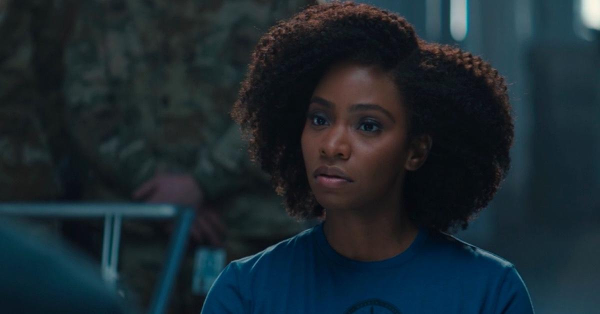 Monica Rambeau Receives Powers From The Hex Wandavision Characters