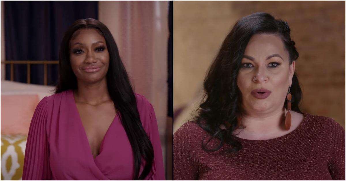 Brittany Banks and Molly Hopkins on '90 Day: The Single Life'