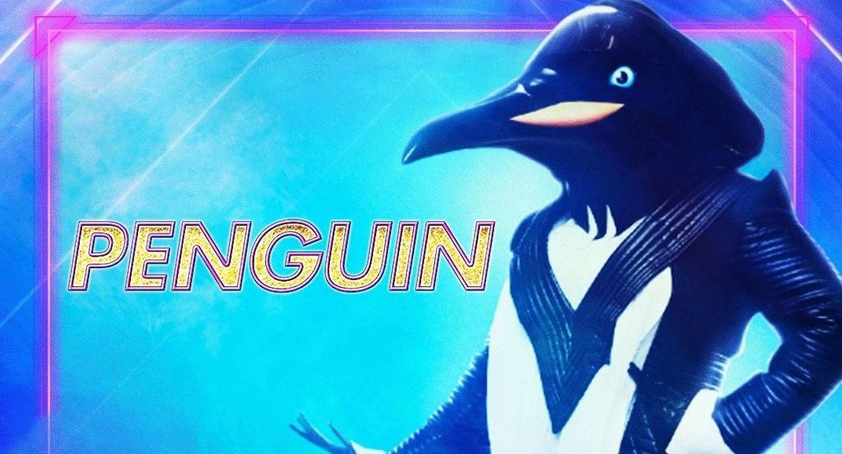 who is penguin masked singer