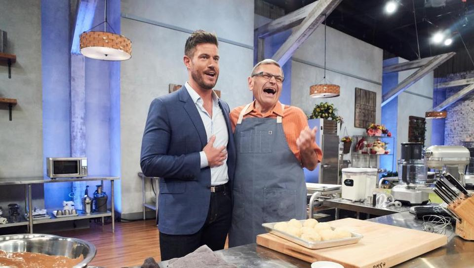 Jesse Palmer on 'Spring Baking Championship' Season 3