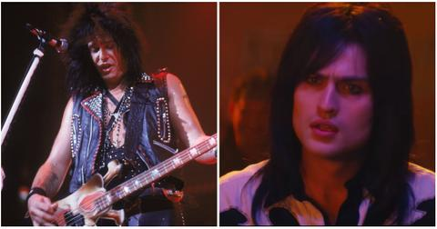 See the New Motley Crue Netflix Movie Cast and Their Real