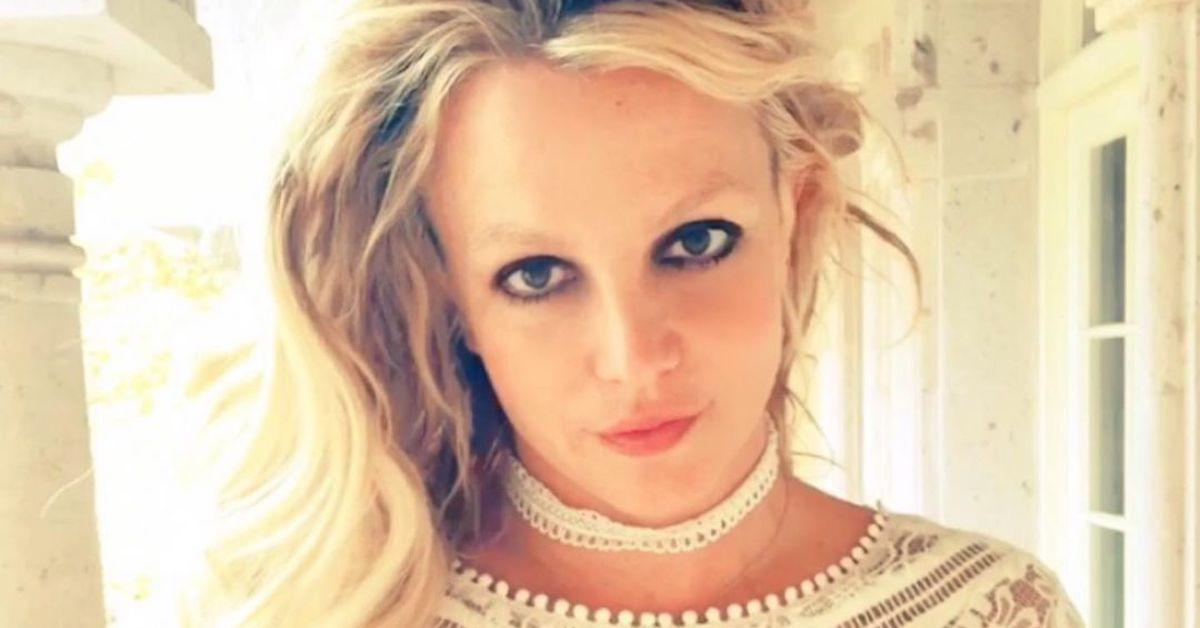 Britney Spears Latest Instagram Post Has Her Followers Worried