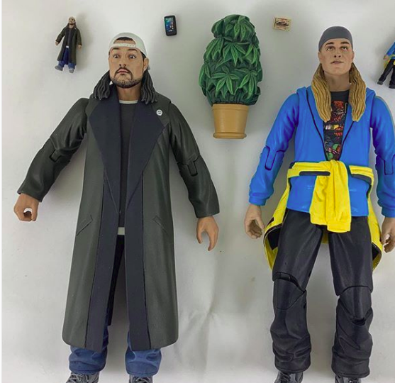 Kevin Smith Releases 'Jay and Silent Bob Reboot' Trailer Today!