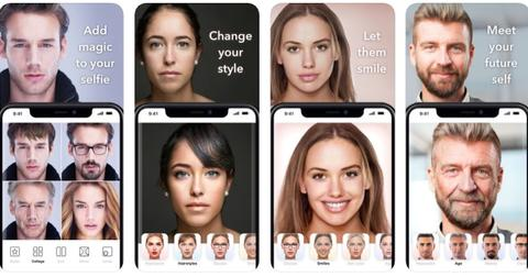 Why you should think twice before using viral AI photo editor FaceApp