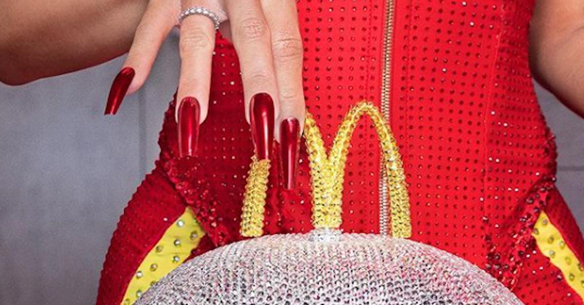 McDonald's Saweetie promotion
