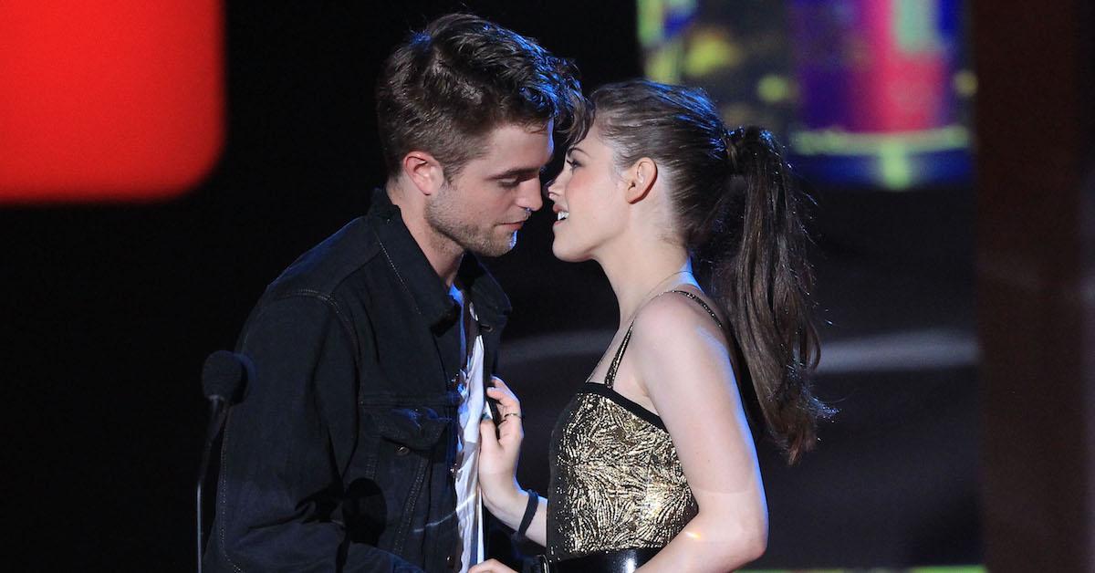 Pattinson current girlfriend robert Who Has