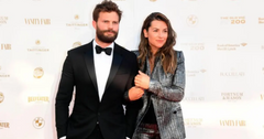 Jamie Dornan and Amelia Warner attend The Old Vic Bicentenary Ball