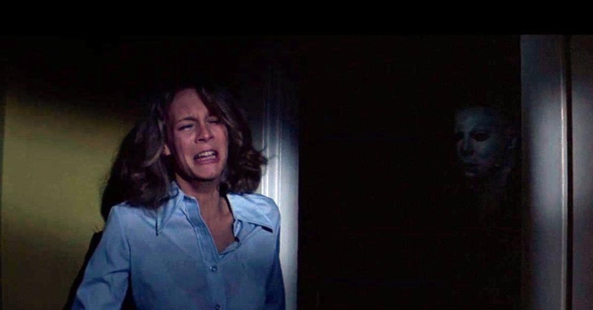 Jamie Lee Curtis 'Halloween'