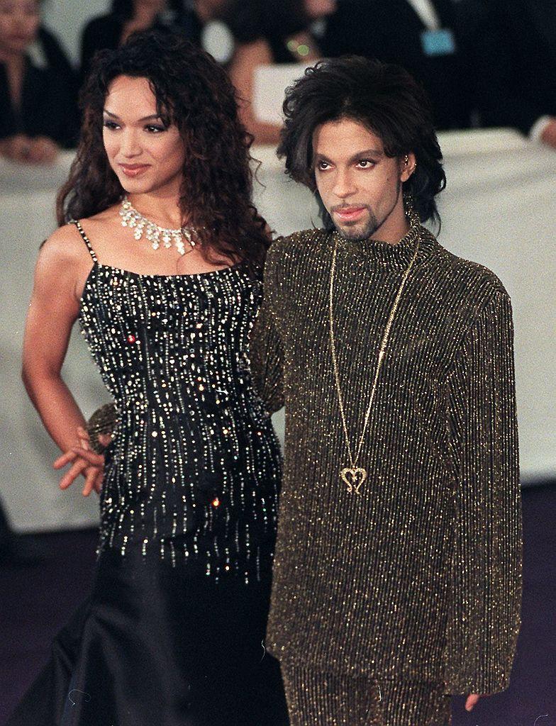 prince mayte couple