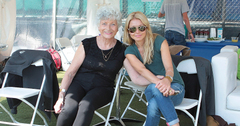 Kelly Ripa and her mom Esther