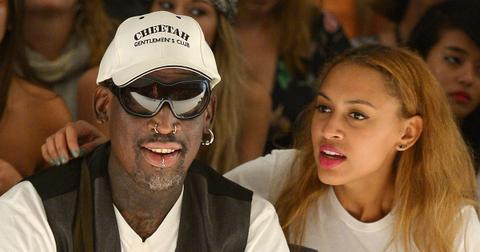 Who Is Dennis Rodmans Daughter The Former Nba Star Actually Has Two