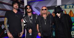 why motley crue banned hall of fame